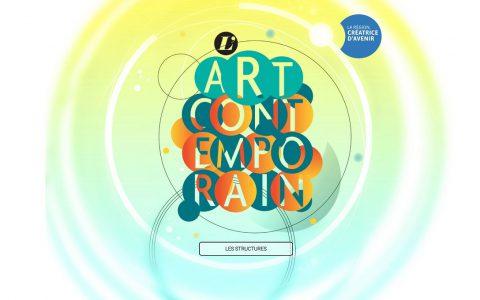 Site sur l'art contemporain