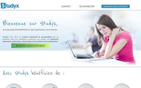 Studyx : prépa médecine online