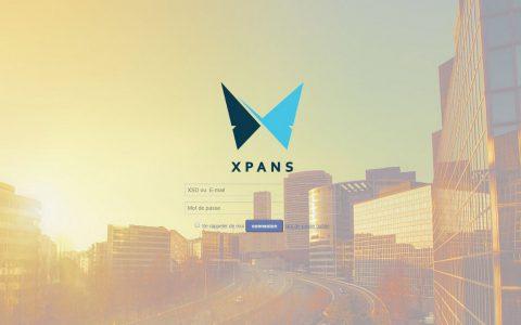 xpans : Application de gestion des notes de frais